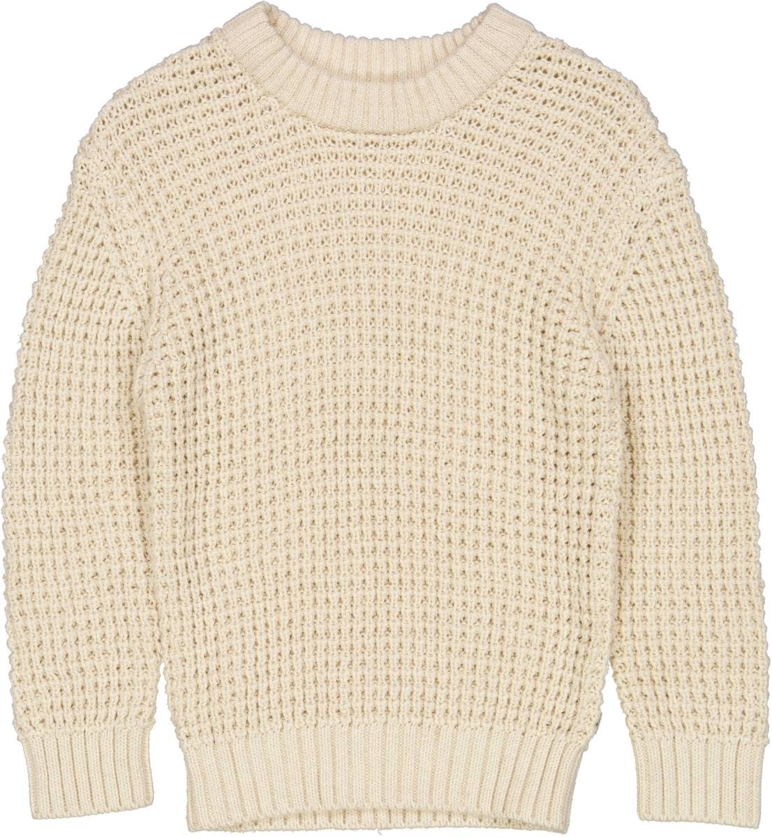 Wheat Knit pullover Charlie - cloud melange