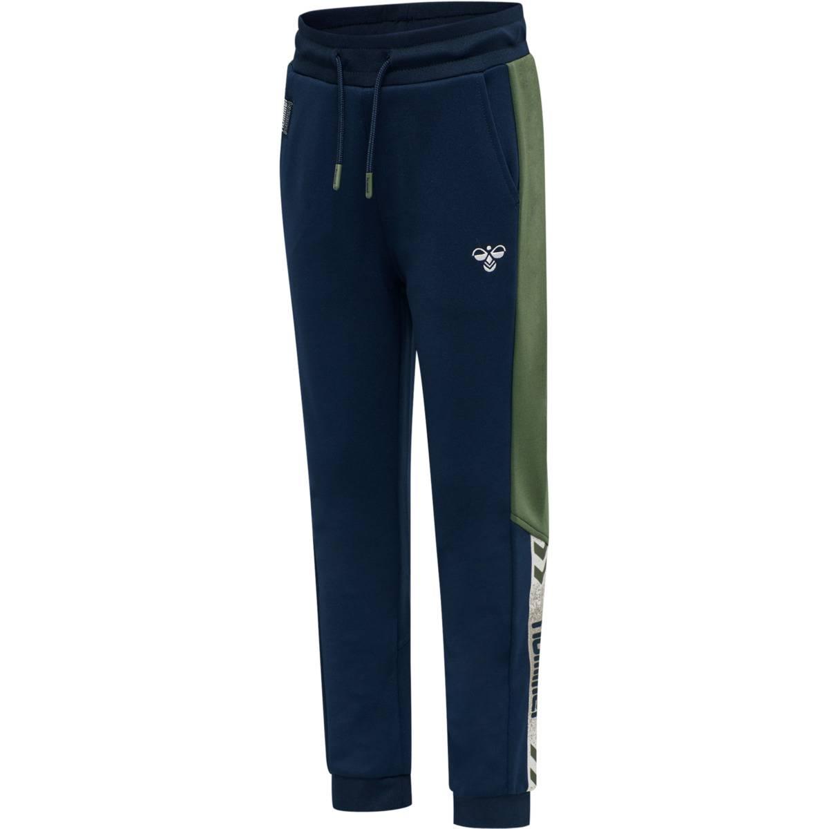 Hummel Eazy pants - black iris